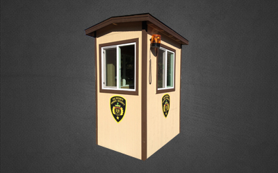 Guard Booth Implementation
